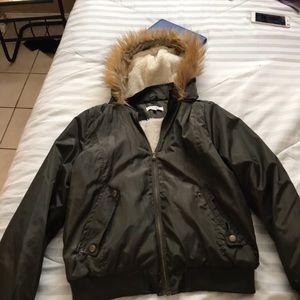 puffy fluffy jacket